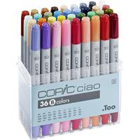 Copic Ciao Marker Pen 36 Set B
