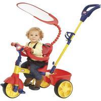 Little Tikes 4-i-1 Trehjuling Basic Primär