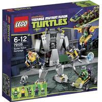 Lego Teenage Mutant Ninja Turtles Baxter Robot Rampage 79105