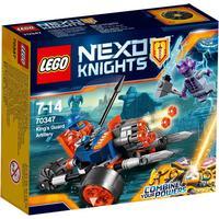 Lego Nexo Knights King's Guard Artillery 70347