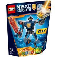 Lego Nexo Knights Battle Suit Clay 70362