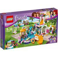 Lego Friends Heartlakes Sommarpool 41313