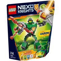 Lego Nexo Knights Battle Suit Aaron 70364