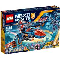 Lego Nexo Knights Clay's Falcon Fighter Blaster 70351