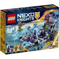 Lego Nexo Knights Ruina's Lock & Roller 70349