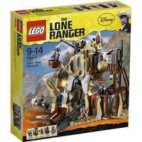 Lego The Lone Ranger Uppgörelsen i Silvergruvan 79110