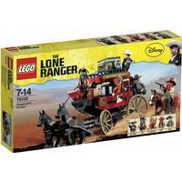 Lego The Lone Ranger Flykten i Diligensen 79108