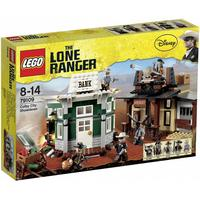 Lego The Lone Ranger Colby City Showdown 79109