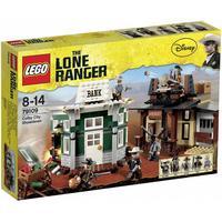 Lego The Lone Ranger Striden i Colby City 79109