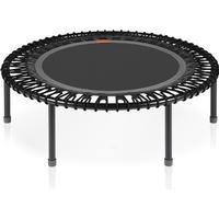 Bellicon - verdens bedste trampolin (grå-sort med foldeben)