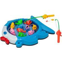 toyhouse Fiskespel Med 10 Fiskar