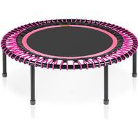 Bellicon - verdens bedste trampolin (pink-sort med foldeben)