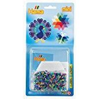 Hama Small Peacock Blister Bead Kit