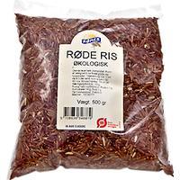 Røde ris 500 gr fra Rømer