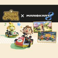 Pack 2: Animal Crossing: New Leaf Mario Kart 8