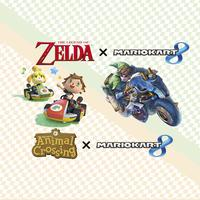 Mario Kart 8 add-on content - Bundle: Pack 1 Pack 2