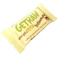 Getraw Snack Bar Caramel & Hazelnut 42g