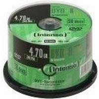 Intenso DVD-R 4.7GB 16x Spindle 50-Pack