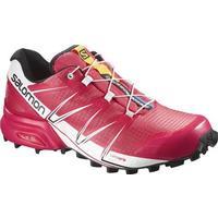 Salomon Speedcross Pro W - Pink/White/Black