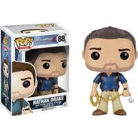 Funko Pop! Games Uncharted Nathan Drake