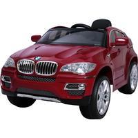 BMW X6 Elbil, Röd