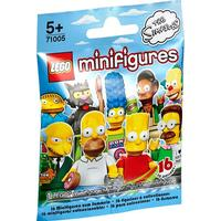 Lego Minifigur Serie The Simpsons 71005