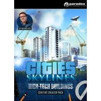 Cities: Skylines - Content Creator Pack - High-Tech Buildings