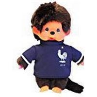 Bandai Monchhichi 24225 French Football Federation