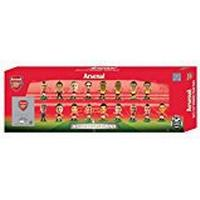 "SoccerStarz ""Arsenal 2015 FA Cup Winners 17 Player"" Team Pack"