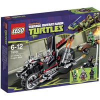 Lego Teenage Mutant Ninja Turtles Shredder's Dragon 79101