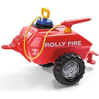 Rolly Toys Red Water Tanker & Spray