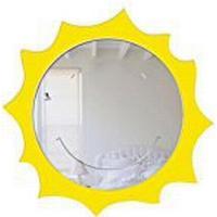 Mungai Mirrors Happy Sun 30cm
