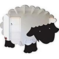 Mungai Mirrors Wooly Sheep 15cm