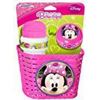 Disney Junior Stamp Disney Minnie Mouse Basket and Drinking Bottle