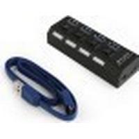 Gembird UHB-U3P4-02 4-Port USB 3.0/3.1 Extern