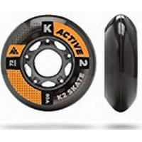 K2 Skate Active 72mm 80A 8-pack