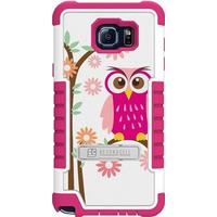 Beyond Cell Tri Shield Daisy Owl Case (Galaxy Note 5)