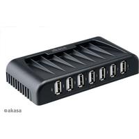 Akasa Connect 7+ 7-Port USB 2.0 Extern