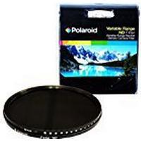Polaroid Optics Filtres gris neutre (ND) haute définition 77 mm multicouche à plage variable (ND3, ND6, ND9, ND16, ND32, ND400) de - Filtre 6-en-1 !