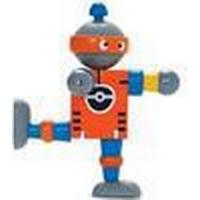 TOBAR Wooden Flexi Robot