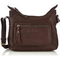 Bruno Banani Shoulder Bag, Womens Shoulder Bags, Brown (Braun), 32x25x8 cm (B x H x T)