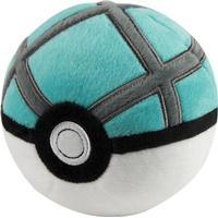 Tomy Pokémon Poké Ball Net Ball Plush