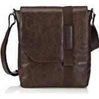 Bruno Banani Shoulder Bag, Women's Cross-body Bag, Brown (braun), 30x38x9 cm (B x H x T)