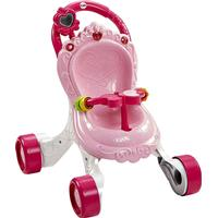 Fisher Price Princess Mommy Stroll Along Musical Walker