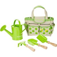 EverEarth Garden Tools Set with Watering Can & Carrying Bag