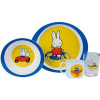 Rosti Mepal Children Set Miffy Travel 4pcs