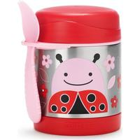 Skip Hop Zoo Insulated Food Jar Livie Ladybug