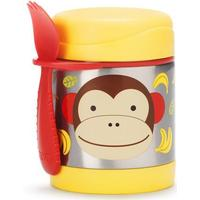 Skip Hop Zoo Insulated Food Jar Marshall Monkey