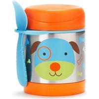 Skip Hop Zoo Insulated Food Jar Darby Dog