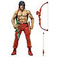 NECA 7-Inch Classic Video Game Appearance Rambo First Blood Part 2 Action Figure